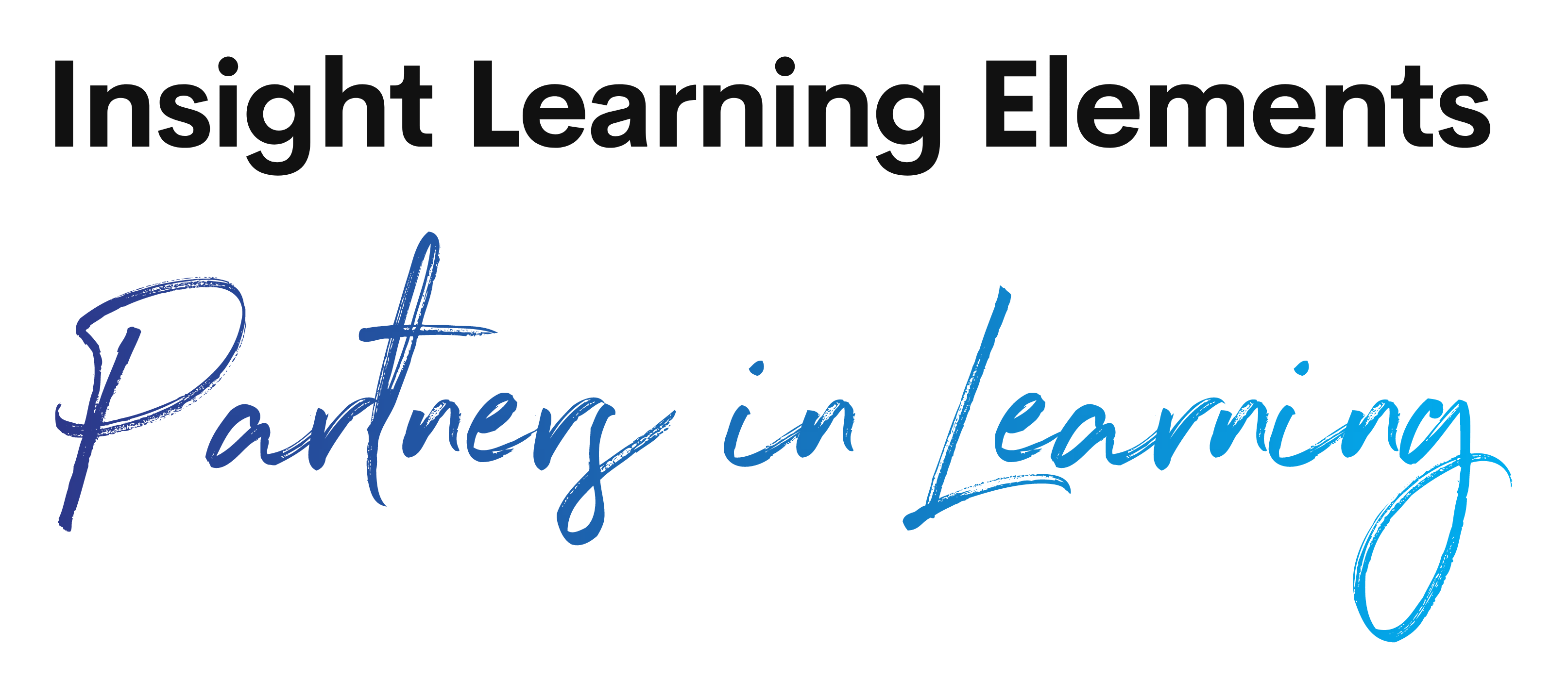 Insight Learning Elements